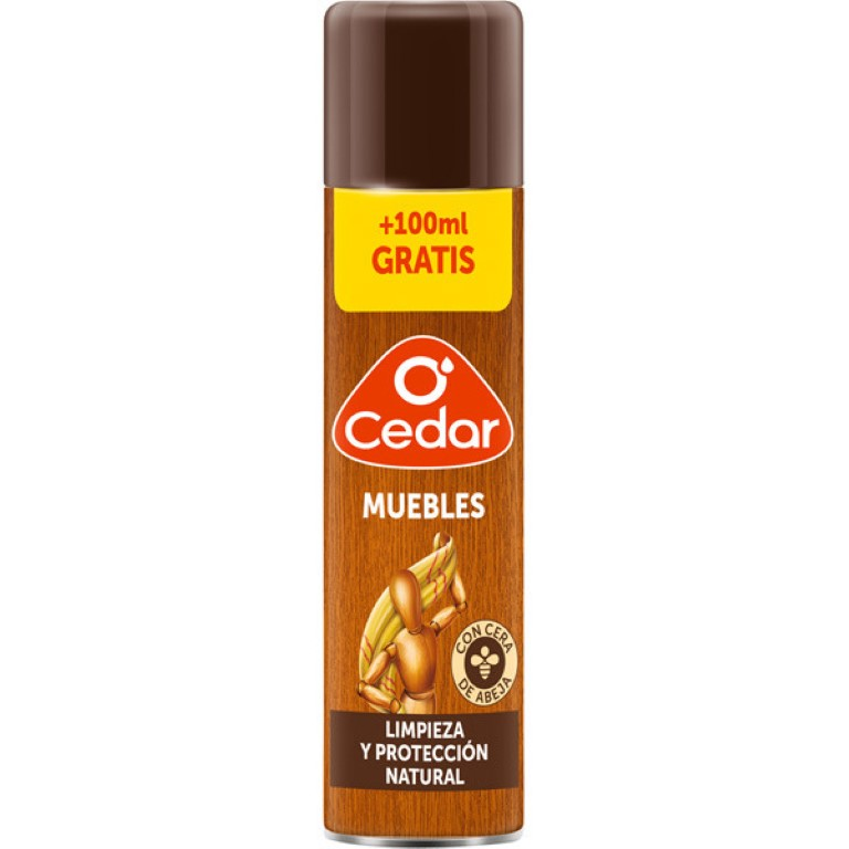 LIMPIAMUEBLES OCEDAR  SPRAY 400 ML