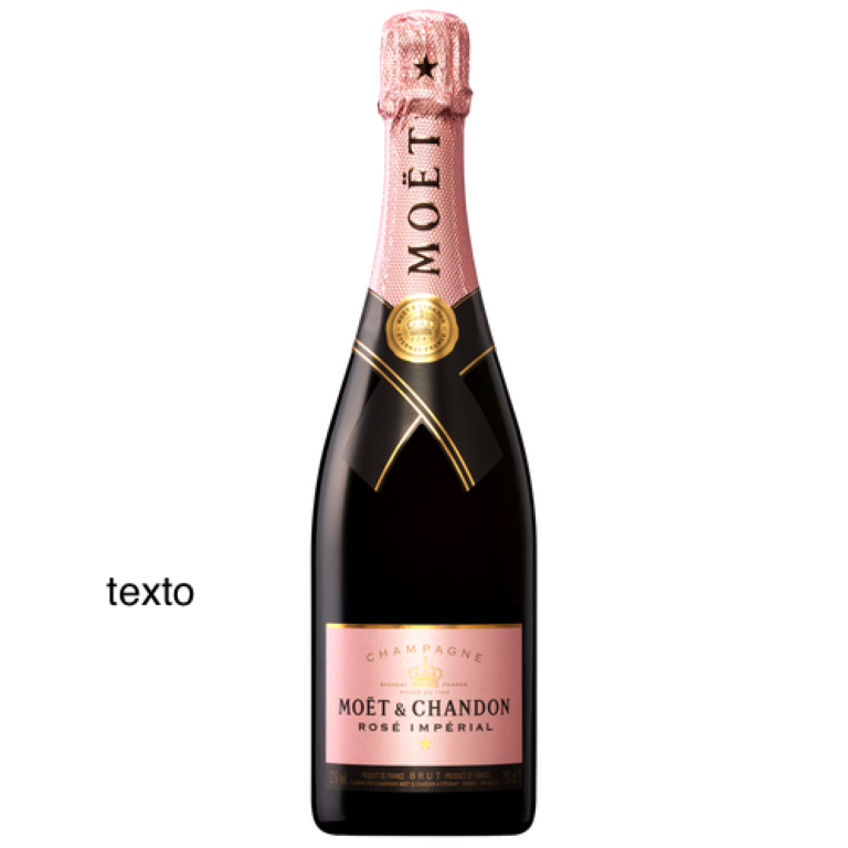MOET CHANDON ROSE 7O CL